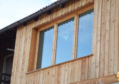 Serramenti in legno - modello Futura