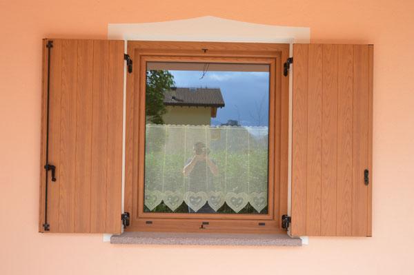 Serramenti in legno alluminio - esterno